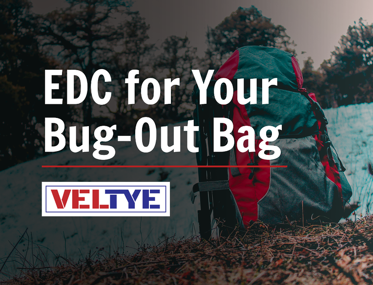 EDC for Your Bug-Out Bag Image